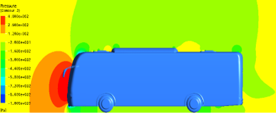 1.1 12 meter coach body design for interior and exterior-Sukorun