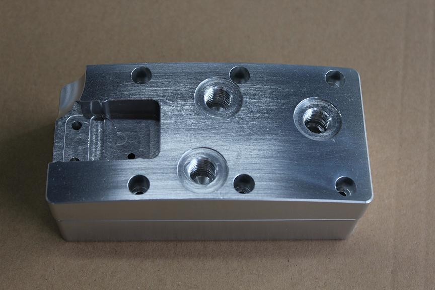Aluminum plate for urea dosing pump 5273338-AL-sukorun