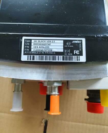 Emitec UDS 2.5 Urea dosing pump for bus scr system-sukorun