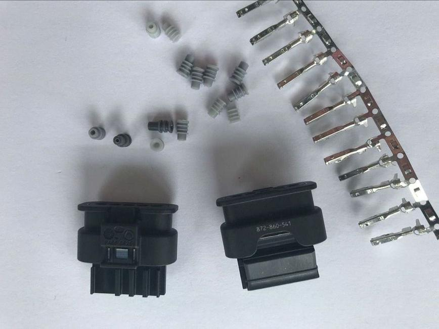 Hirschmann 5 pins connector for nox sensor-sukorun