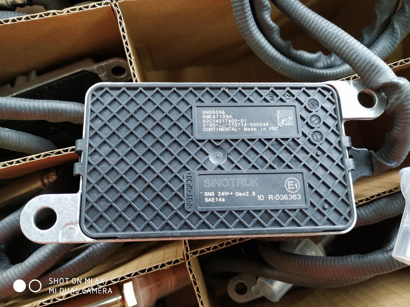5WK9 7103 Continental Nox sensor hot sell (Uninox sensor)-sukorun