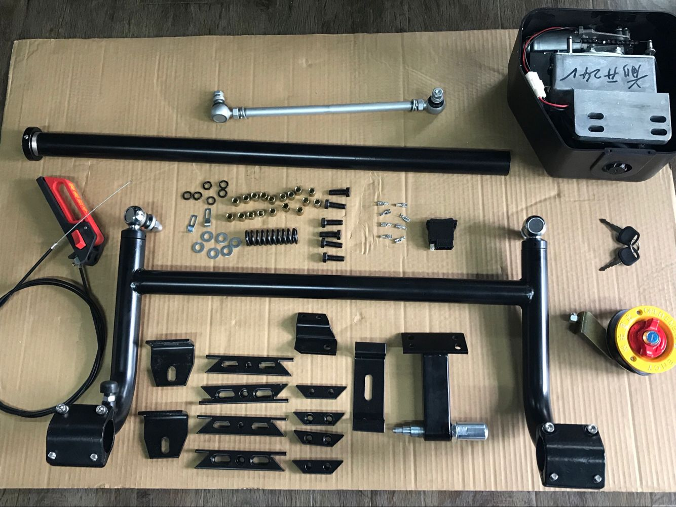 MB100 Door pump assembly-sukorun