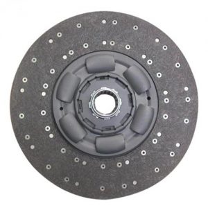 clutch disc for Benz heavy truck