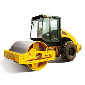 Hydraulic-vibratory-roller-